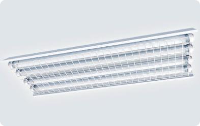 Энергосберегающий промышленный светильник ЛСПО 4x58