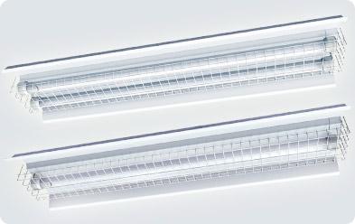 Энергосберегающий промышленный светильник ЛСПО 2x58
